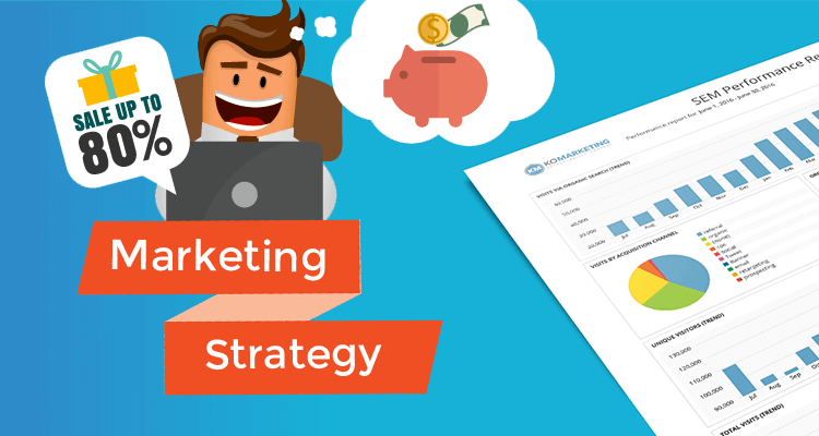 How to research to come up with an Optimised Marketing Strategy - cover image