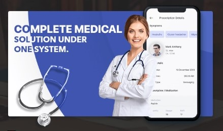 An eHealth Project that was successfully Carried Out by a React native app development Company
