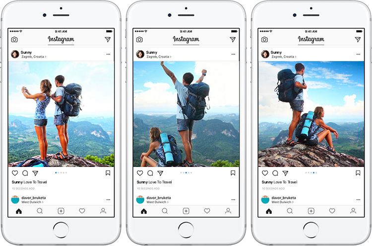 Instagram App, one of the most popular Social Networking platform is built using React native app development.