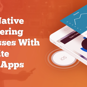 React Native App Development infographic