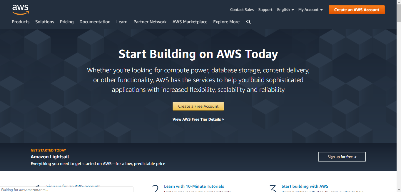 amazon-aws-cloud
