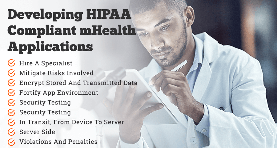 Developing-HIPAA-compliant-mHealth-applications