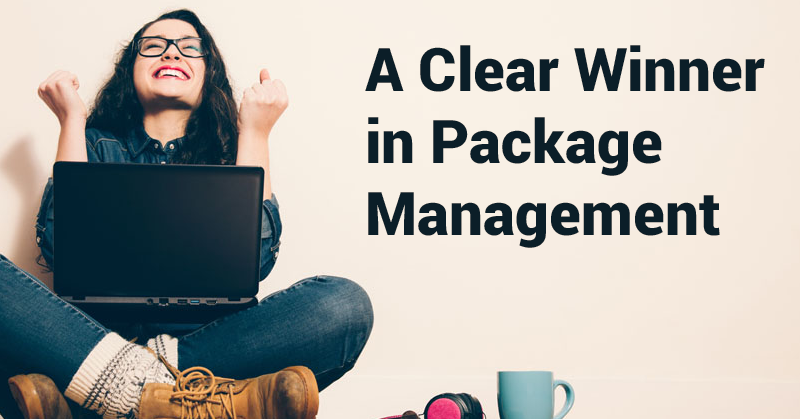 A-Clear-Winner-in-Package-Management
