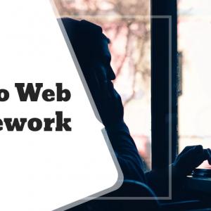 Django-Web-Framework