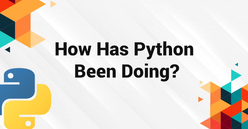 How-has-Python-been-Doing