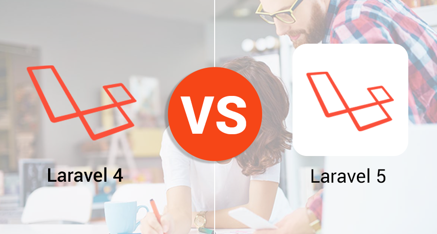 Laravel 5 Vs Laravel 4 Comparison