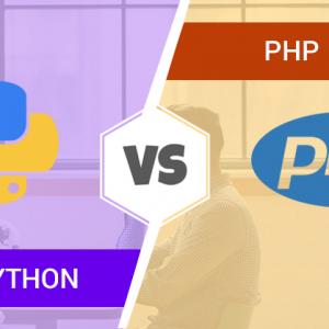 Python-Vs-PHP
