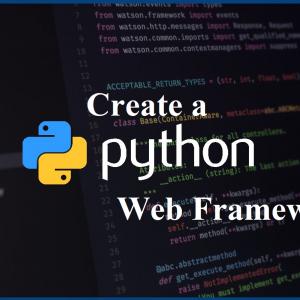 python-framework-guide