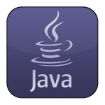 mobile app development company - java icon