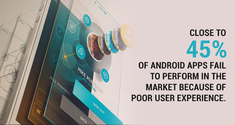 Hire Android app Developer or a team of android application developers | poor user experience
