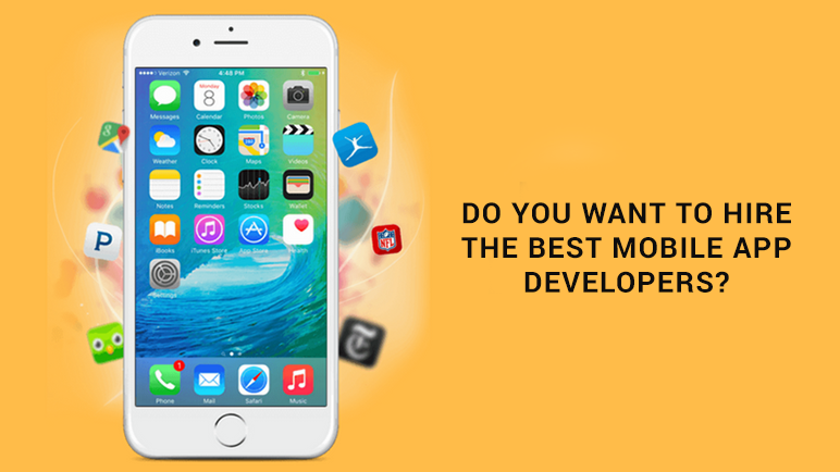 Hire the best app developer technology partner in the form of ChromeInfotech to build one of the best business app
