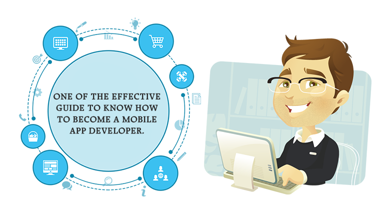 One of the most important aspect to hire app developer team is to understand the process to become a smartphone developer