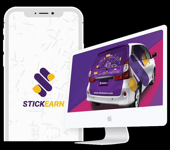 ChromeInfotech has developed a revolutionary mobile app platform for the advertising industry named StickEarn