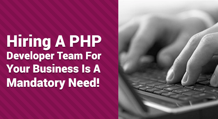 It has become extremely important to hire PHP developer technology partner to build your web app for business growth