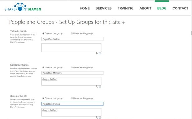 SharePoint development Company| security feature 2