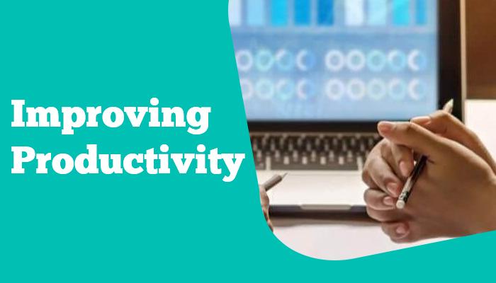 Improving-productivity