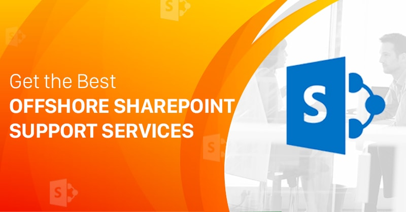get the best SharePoint support services from ChromeInfotech